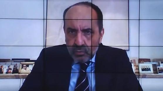 """""""Sou avesso a quem rouba a Petrobras e sou a avesso a não ter vacina no Brasil"""""""