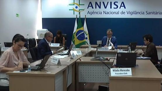 Anvisa vai transmitir ao vivo decisão sobre vacinas