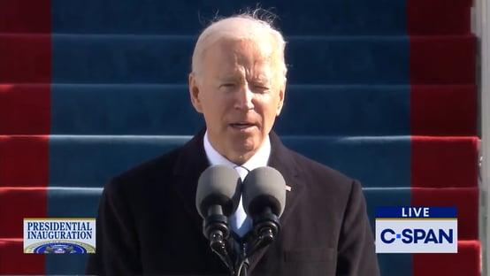 Biden assume conta oficial da Presidência dos EUA no Twitter