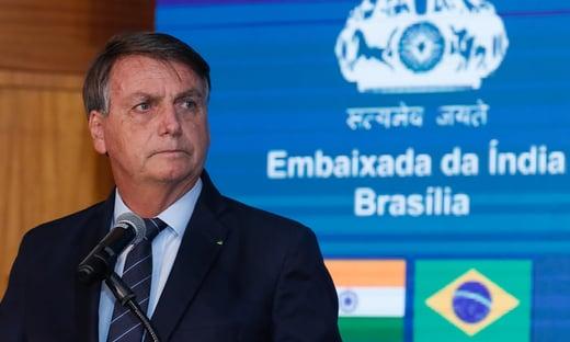 Bolsonaro x Lula