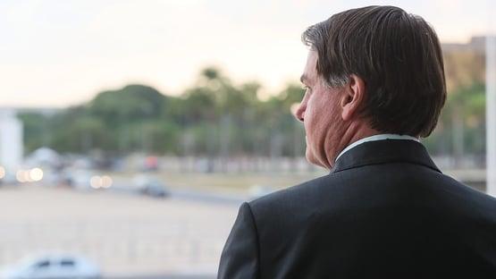 Bolsonaro cai na pesquisa da XP