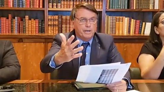 PSOL aciona STF para exigir de Bolsonaro prova de fraude na eleição