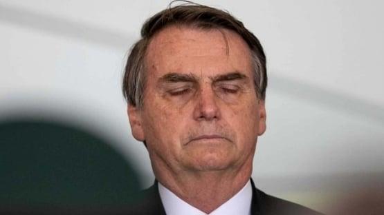 O colapso de Bolsonaro