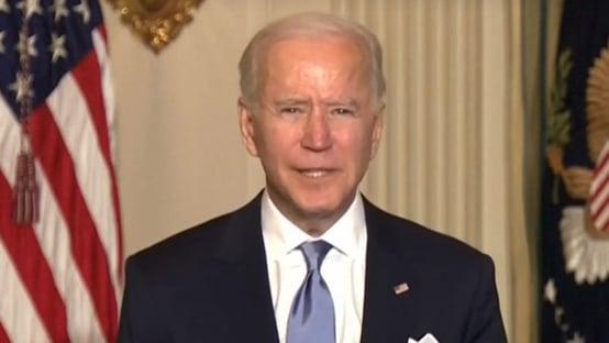 "Biden diz que impeachment de Trump ""tem de ser"" votado"