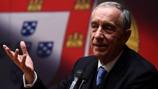 Presidente de Portugal é reeleito, diz pesquisa