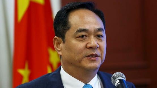 Embaixada da China oferece doações ao Amazonas