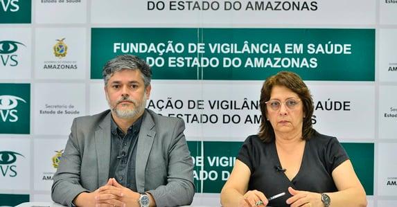 Morre de Covid a presidente da Fundação de Vigilância em Saúde do Amazonas