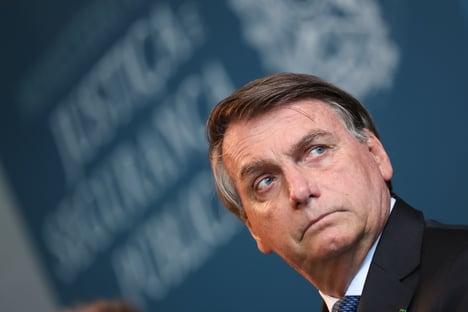 """""""Não há como ignorar a conduta indigna de Bolsonaro"""""""