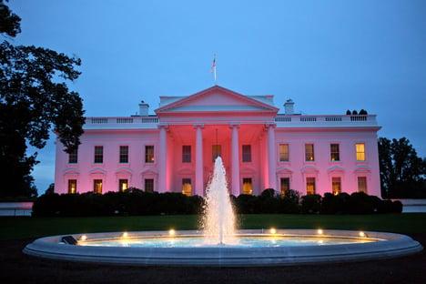 Formulário de contato da Casa Branca permite escolha do pronome