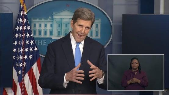 """John Kerry: o Acordo de Paris """"não é suficiente"""""""