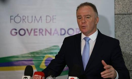 Governador do Espírito Santo, Renato Casagrande, anuncia lockdown no estado