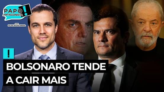 """""""A rejeição de Bolsonaro é subestimada"""", diz CEO do Atlas Político"""