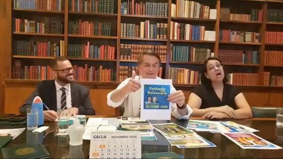 Emendas extras liberadas pelo governo beneficiam aliados de Bolsonaro