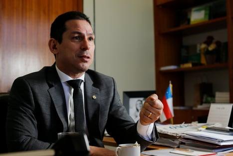 """""""Salles está ao lado dos criminosos"""", diz vice-presidente da Câmara"""