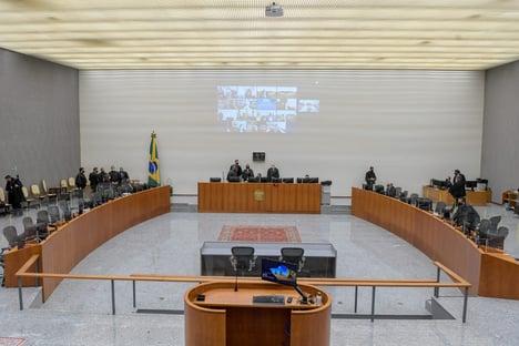 Os ministros que anularam a quebra de sigilos de Flávio Bolsonaro deveriam estar no STF