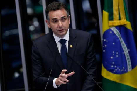 Rodrigo Pacheco: desindexação de gastos em saúde e educação será discutida entre líderes