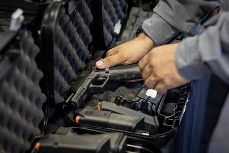 Governo ignorou PF para elaborar decretos das armas