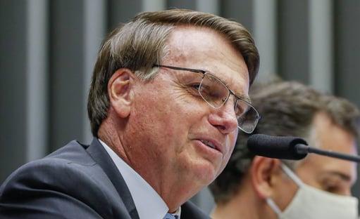 """""""Tem gente que só tem isso para sobreviver"""", diz Bolsonaro sobre salário de R$ 14 mil do chefe da Anvisa"""