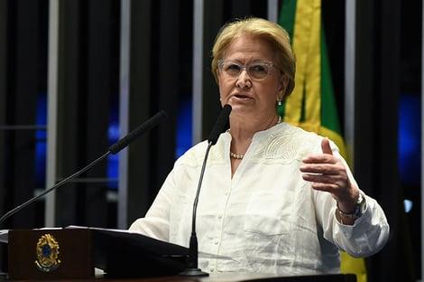 Ana Amélia tentará voltar ao Senado
