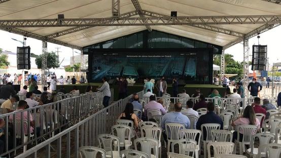 MPF recomenda suspensão de evento com Bolsonaro no Ceará