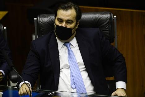 Maia: Bolsonaro está cada vez mais parecido com Chávez e Maduro