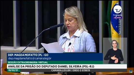 """Relatora do caso Daniel Silveira: """"É preciso separar crítica de ataques às instituições"""""""