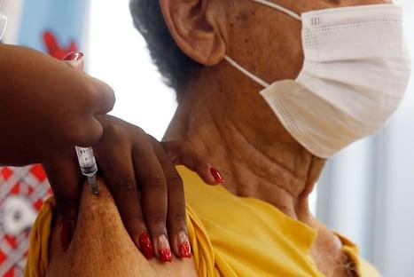 Covid: Brasil chega a 23,8 milhões de vacinados com a primeira dose