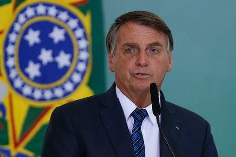 Bolsonaro terá encontro com Alberto Fernandez no dia 26