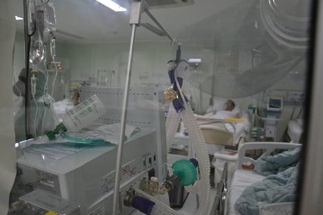 Em SP, 19 hospitais estaduais têm lotação máxima em UTI