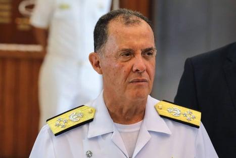 Reação de comandante da Marinha beirou a insubordinação