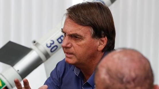 """Bolsonaro diz que """"o maior problema do Brasil é ignorância de parte da população"""""""