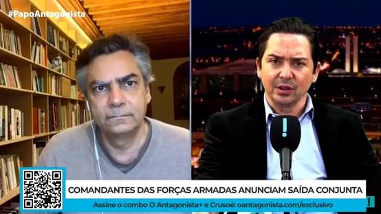 A intenção de Bolsonaro é demonstrar que pode dar o golpe
