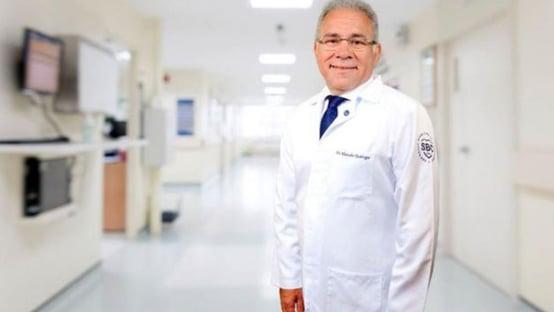 No gabinete do Doutor Queiroga