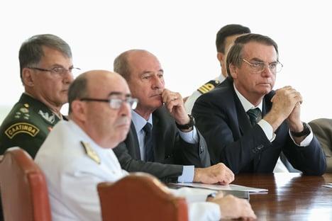 Planalto pediu a ministérios para avaliar proposta de estado de defesa