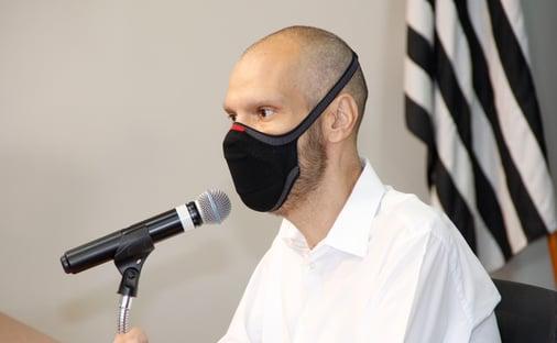 """""""Vou seguir lutando"""", diz Bruno Covas após internação"""