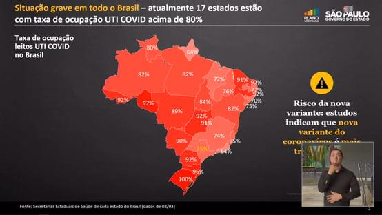 """""""Vai ser a maior tragédia humanitária da história do Brasil"""""""
