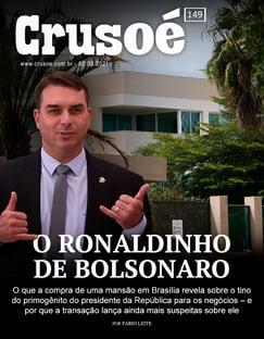 """""""O Ronaldinho de Bolsonaro"""""""