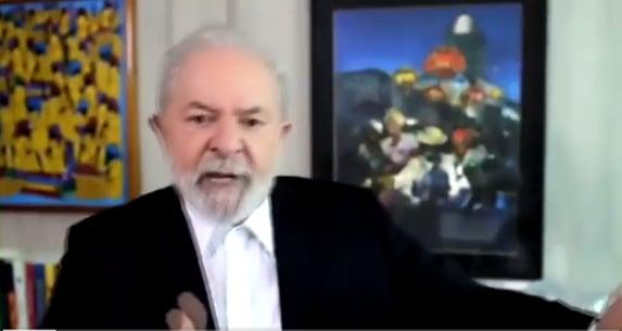 Lula trabalha contra a CPI da Covid