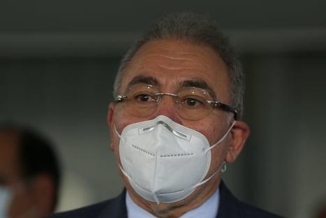 Queiroga diz que fará campanha por uso racional do oxigênio