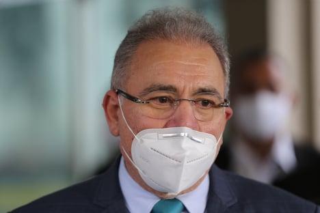 Queiroga escolhe médico anticloroquina ligado a Doria para fazer protocolo contra Covid