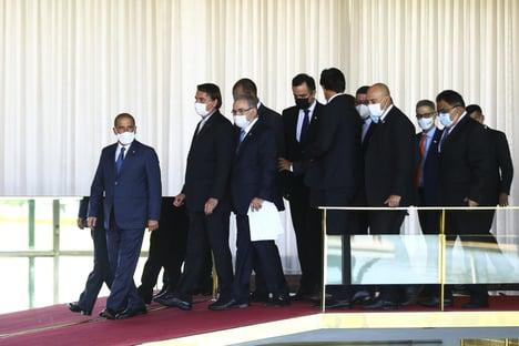 Bolsonaro pode promover nova reforma ministerial em 2022