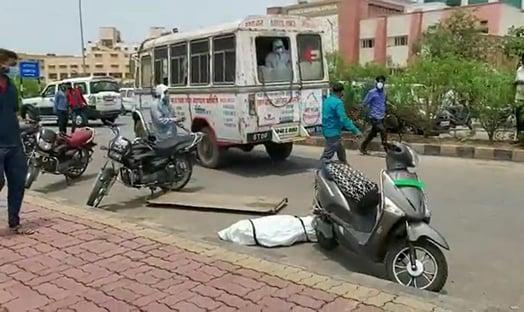 Índia bate novo recorde mundial de casos de Covid