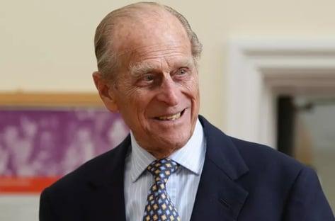 Morre o príncipe Philip