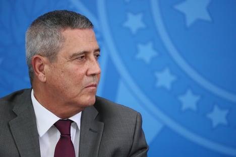 Gilmar vai analisar convocação de Braga Netto à Câmara