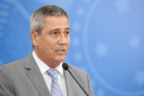 Braga Netto quer mais R$ 1 bilhão para Forças Armadas