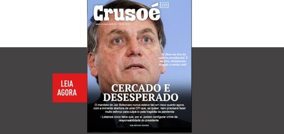 CPI inicia com sabotagem de Bolsonaro às vacinas