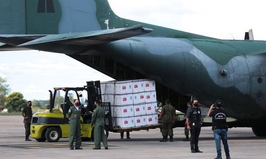CPI quer que militar da Saúde explique troca de vacinas para Amazonas e Amapá