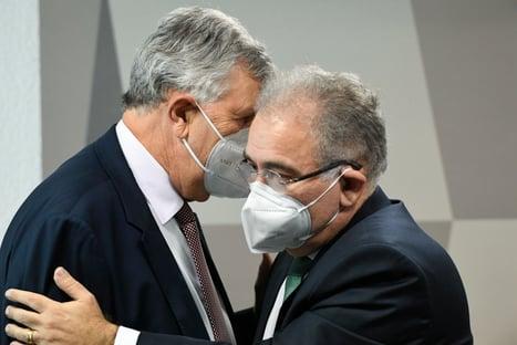 'Falas de Bolsonaro não afetaram vacinação', diz Queiroga
