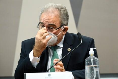 Imagine Pazuello