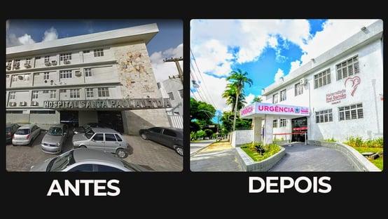 De quem é a construtora que reformou hospital da família de Queiroga